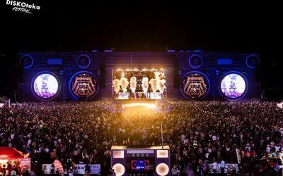 Dj Bobo vine în România! DISKOteka Festival revine în 2020 la Timişoara