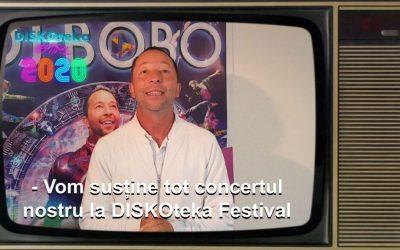 DJ Bobo la DISKOteka 2020